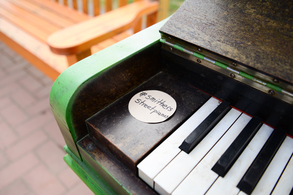 smithers street pianos
